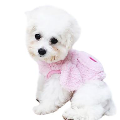 Cachorro Camisola com Capuz Roupas para Cães Fashion Animal Desenhos Animados Branco