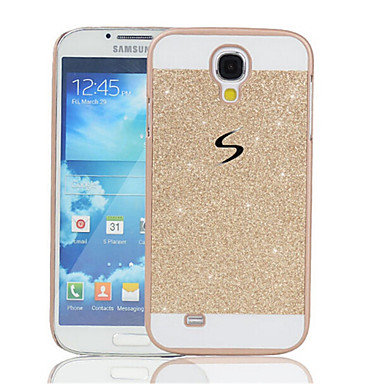 billige Galaxy S4 Mini Etuier / Covere-Etui Til Samsung Galaxy S8 Plus / S8 / S5 Mini Rhinstein Bakdeksel Glimtende Glitter PC