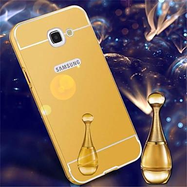 Para Samsung Galaxy Capinhas Cromado / Espelho Capinha Capa Traseira Capinha Cor Única Acrílico SamsungA7(2016) / A5(2016) / A3(2016) /