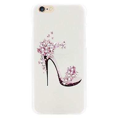 slipper roze diamant telefoon shell geschilderde reliëfs voor iphone6 / 6s