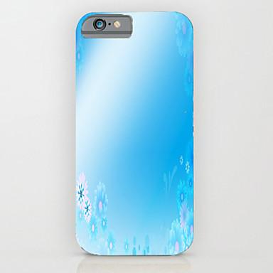 Capinha Para Apple iPhone 6 iPhone 6 Plus Estampada Capa traseira Cores Gradiente Rígida PC para iPhone 6s Plus iPhone 6s iPhone 6 Plus