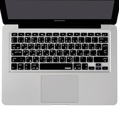 XSKN Ekran Koruyucu için Apple MacBook Pro 15 inç PET 1 parça Ekran Koruyucular Ultra İnce / MacBook Air 13''