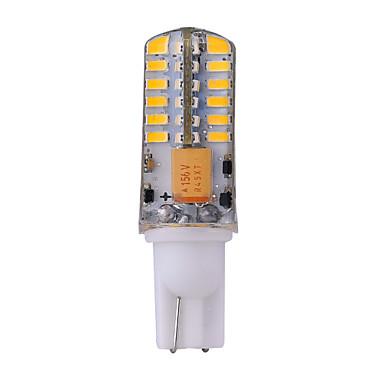 YWXLIGHT® 270 lm T10 LED Bi-pin 조명 T 48 LED가 SMD 3014 장식 따뜻한 화이트 차가운 화이트 DC 24V AC 24V AC 12V DC 12