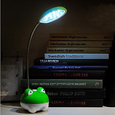 modern összecsukható állítható töltés asztali lámpa asztali lámpa tölthető LED olvasólámpa