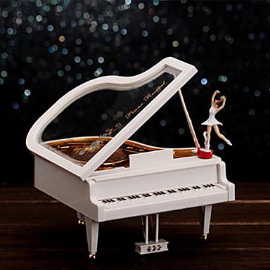 Zenedoboz Játékok Zongora Műanyag 1 Darabok Születésnap Ajándék
