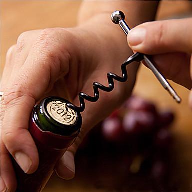 Abridor de Garrafa Aço Inoxidável, Vinho Acessórios Alta qualidade CriativoforBarware cm 0.027 kg 1pç