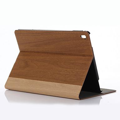 케이스 커버 용 풀 바디 카드 홀더 스탠드 한 색상 인조 가죽 iPad Pro 9.7'' 용
