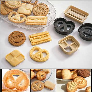 베이킹 몰드 초콜릿에 대한 사탕을위한 쿠키에 대한 플라스틱 고품질 친환경적인 DIY