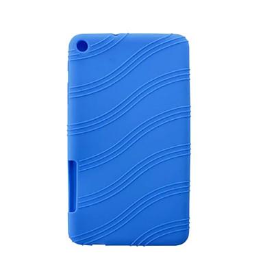 siliconen rubber gel huid geval dekking voor Huawei MediaPad T1 t1-701u 7