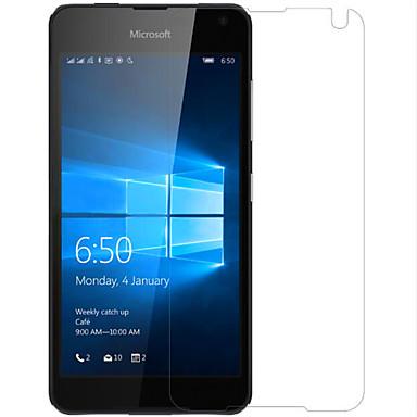 Képernyővédő fólia Microsoft mert Nokia Lumia 650 PET 1 db Ultravékony
