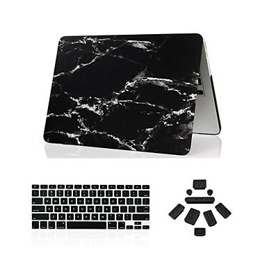 Capa para MacBook para Mármore ABS MacBook Pro 15 Polegadas MacBook Pro 13 Polegadas