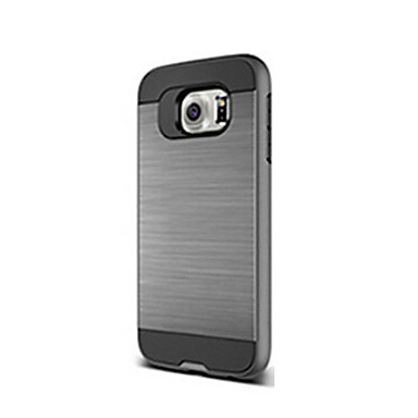 용 Samsung Galaxy S7 Edge 충격방지 케이스 뒷면 커버 케이스 단색 PC Samsung S7 edge / S7