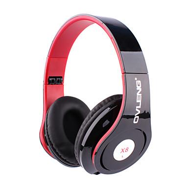 ovleng x8 oortelefoon soort stereo-oortelefoon
