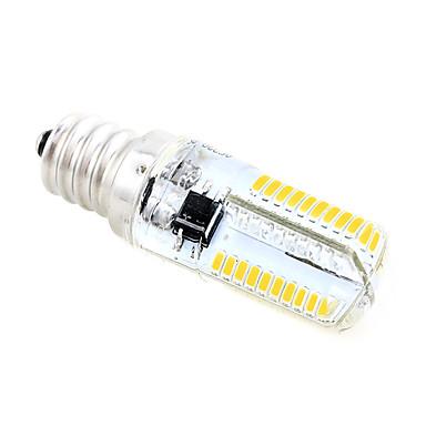 5 W 400-450 lm E12 LED 콘 조명 T 80 LED 비즈 SMD 3014 따뜻한 화이트 / 차가운 화이트 220-240 V / 1개