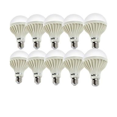 YouOKLight 7 W 550-600 lm E26/E27 LED Λάμπες Σφαίρα A70 12 leds SMD 5630 Διακοσμητικό Ψυχρό Λευκό AC 220-240V