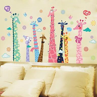 애니멀 / 로맨스 / 풍경 벽 스티커 플레인 월스티커,pvc 60*90cm