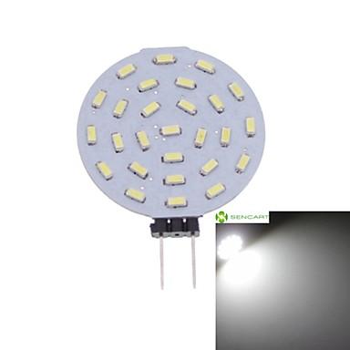 g4 led 스포트 라이트 mr11 27 smd 3014 300-380lm 따뜻한 흰색 찬 흰색 3000-3500 6000-6500k 장식 dc 12 ac 12v