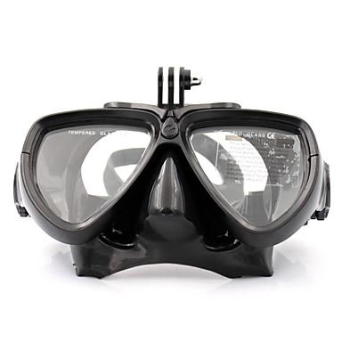 Védőszemüveg Búvármaszkok Vízálló mert Akciókamera Gopro 5 Xiaomi Camera Gopro 4 Gopro 4 Session Gopro 3 Gopro 3+ SJ6000 Wakeboardozás