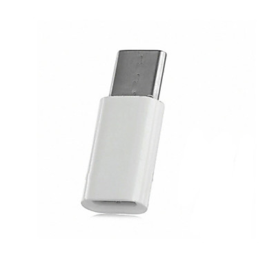 Cwxuan™  USB 3.1 Type-C Male to Micro USB 5pin Female Adapter