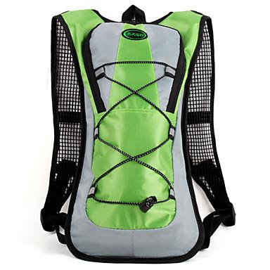 FJQXZ 5 L 하이드레이션 팩 & 물병 방수 자전거 가방 테릴렌 싸이클 가방 싸이클 백 캠핑 & 하이킹 / 스키 / 등산