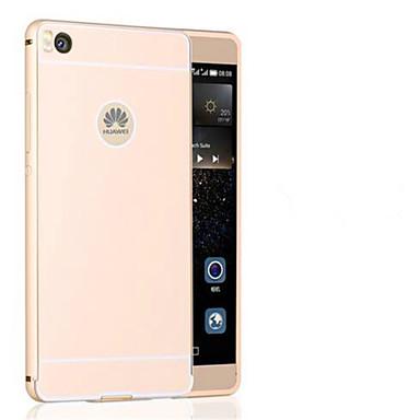 Voor Huawei hoesje P8 Hoesje cover Schokbestendig Achterkantje hoesje Effen Kleur Hard TPU voor Huawei Huawei P8