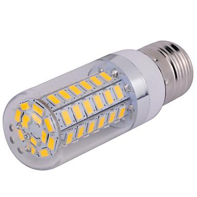 YWXLIGHT® 1500 lm E14 G9 E26/E27 LED Λάμπες Καλαμπόκι T 60 leds SMD 5730 Θερμό Λευκό Ψυχρό Λευκό AC 110V AC 220V