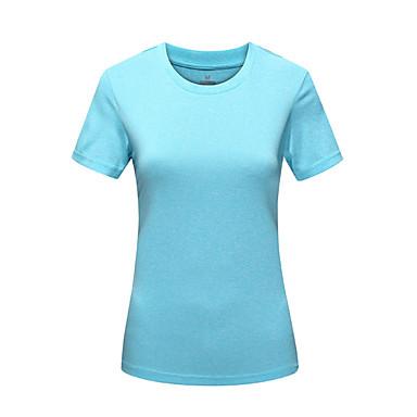 Női Planinarska majica Gyors szárítás Ultraibolya biztos Párásodás gátlás Porbiztos Magas légáteresztő képesség (>15,001g) Légáteresztő