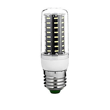 8W E26 E26/E27 LED-maïslampen Verzonken ombouw 72 SMD 4014 550-600 lm Warm wit Koel wit 3000-3500  6000-6500K 7500-8500K K Waterbestendig
