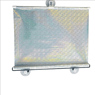 vantuz ile ™ geri çekilebilir araç araba pencere rulo güneş gölge kör koruyucusu (* 125 58) carking