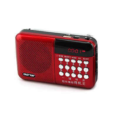 multifonction n-518 carte chanson lecteur numérique portable petite radio stéréo