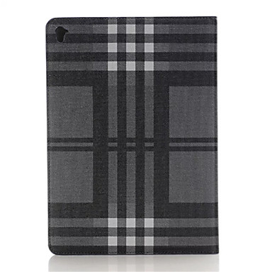 hq ultravékony luxus rács bőr tok iPad mini 4 Smart Cover Apple iPad mini pro 9,7 hüvelykes táblagép
