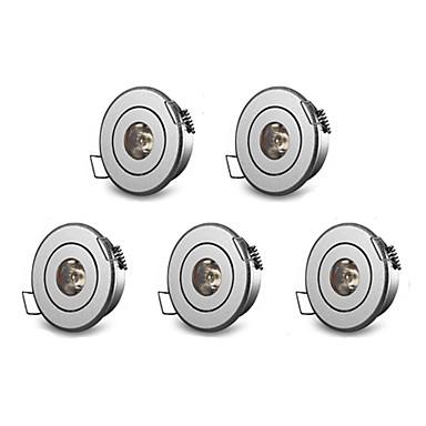 5pcs 3000-3500lm 2G11 Χωνευτό Φως Χωνευτή εγκατάσταση 1 LED χάντρες LED Υψηλης Ισχύος Με ροοστάτη Θερμό Λευκό / Ψυχρό Λευκό 220-240V