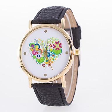 Ανδρικά Αθλητικό Ρολόι Ρολόι Φορέματος Μοδάτο Ρολόι Ρολόι Καρπού Κινέζικα Χαλαζίας Γνήσιο δέρμα Μπάντα Φυλαχτό Καθημερινά Δημιουργικό