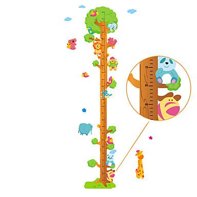 애니멀 / 보태니컬 / 카툰 / 정물화 / 패션 / 레져 벽 스티커 플레인 월스티커,PVC 70*50*0.1