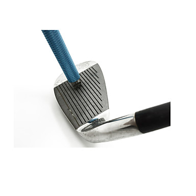 골프 아이언 클럽 그루브 샤프너 휴대용 견고함 경량 스테인레스 알루미늄 합금 용 골프 - 1 개