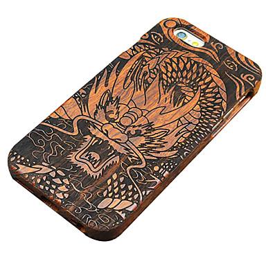 용 아이폰5케이스 케이스 커버 패턴 뒷면 커버 케이스 나무결 하드 나무 용 Apple iPhone SE/5s iPhone 5