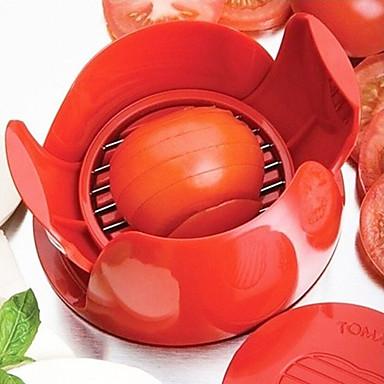 levne Náčiní na ovoce a zeleninu-nové novinky kuchyňské nářadí nerezová ocel ruční krájení rajčat ovocná zelenina řezačka štěpka