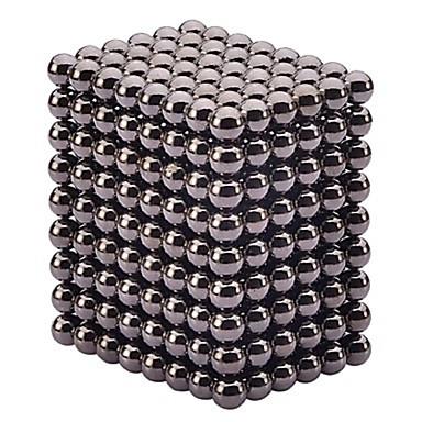 Mágneses játékok Építőkockák mágneses Balls 432 Darabok 4mm Játékok Mágnes Földgömb Ajándék
