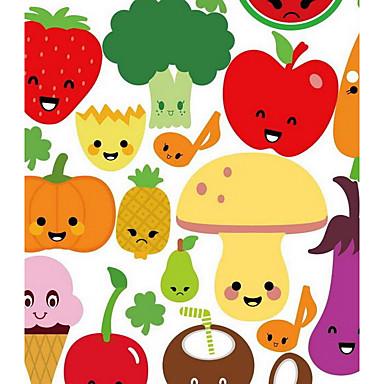 벽 데칼 데코레이티브 월 스티커 - 플레인 월스티커 Food 이동가능