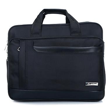 16inch nagyobb extensionable válltáska laptop / férfi / üzleti fekete