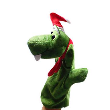 Rață Dinosaur Păpuși de Degete Păpuși Păpușă Mână Drăguț Încântător Novelty Desen animat Calitate superioară textil Pluș Băieți Fete Jucarii Cadou
