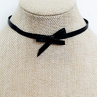 Női Rövid nyakláncok Csipke Ötvözet Sexy Divat Ékszerek Kompatibilitás Napi Hétköznapi