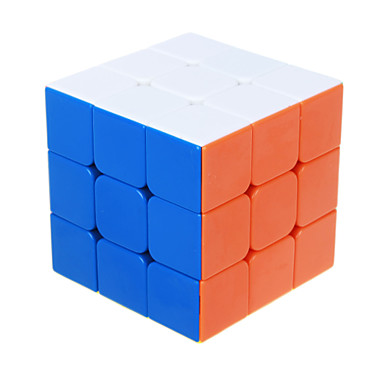 Rubik kocka Shengshou 3*3*3 Sima Speed Cube Rubik-kocka Puzzle Cube szakmai szint Sebesség ABS Újév Gyermeknap Ajándék