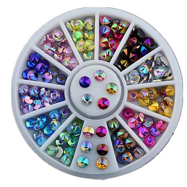 1 반짝이 패션 장식 키트 고품질 네일 아트 디자인 일상