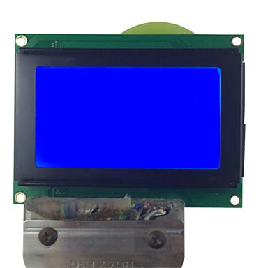 글꼴 크기 작은을 가진 LCM 모듈 12864 모듈 3.2 인치 LCD