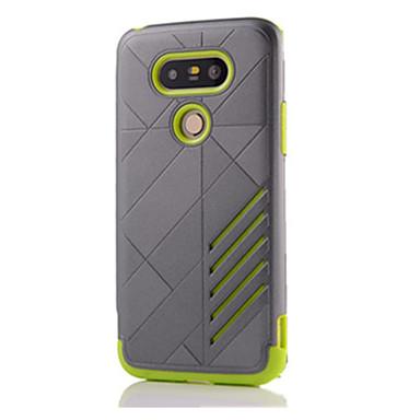 Mert LG tok Ütésálló Case Hátlap Case Páncél Kemény PC LG LG K10 / LG K7 / LG G5 / LG G4 / LG V10