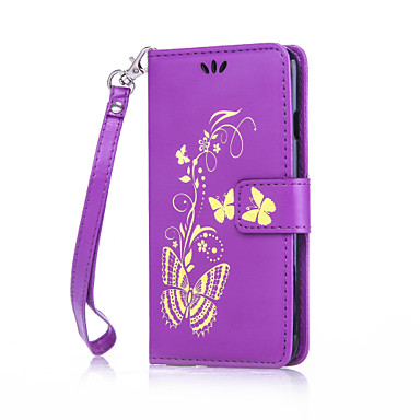 Teljes test Tárcatok / állvánnyal / Minta Other Műbőr Mekano Card Holder Tok AppleiPhone 6s Plus/6 Plus / iPhone 6s/6 / iPhone SE/5s/5 /