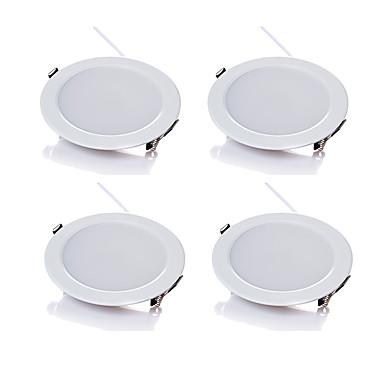 480 LED Tompítható LED mélysugárzók Meleg fehér Hideg fehér AC 220-240VV