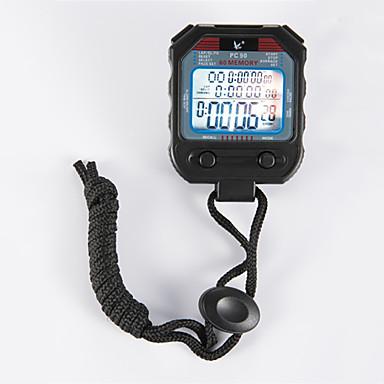elektronische stopwatch timer pc90 drie rij 60 geheugen stopwatch stopwatch timer beweging stopwatch sport timer