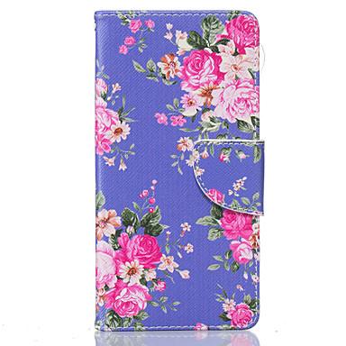 용 화웨이 케이스 / P9 / P9 Lite 카드 홀더 / 플립 케이스 풀 바디 케이스 Other 소프트 인조 가죽 Huawei 화웨이 P9 / 화웨이 P9 라이트 / Huawei Honor 5X